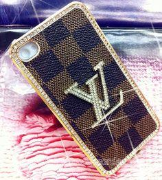 Louis Vuitton iPhone 4 Case