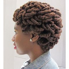 """Pipe cleaner curls"