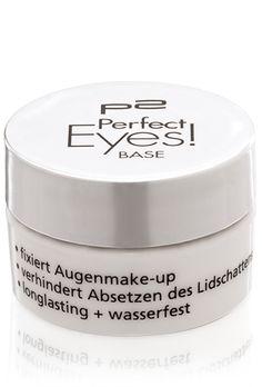 p2 cosmetics perfect eyes! base