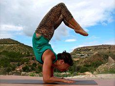 Those yoga pants! !!!