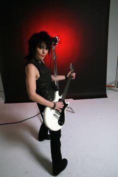 Joan Jett- The Queen of punk