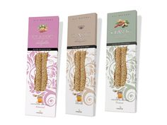 Packaging of the World: Creative Package Design Archive and Gallery: Classic Delights Sesame Bars