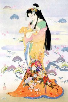 Doji Fujiiro's many colors (Haruyo Morita)