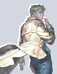 John Constantine in The Hellblazer #5 (2016)