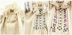 Ia Traditionala Romaneasca Folk, Embroidery, Blouse, Clothes, Vintage, Outfits, Needlepoint, Clothing, Popular
