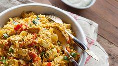 Encontrá las mejores recetas de arroz con Knorr.