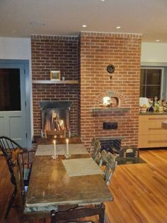 Wood fired oven and masonry heater -- Maine Wood Heat Co.