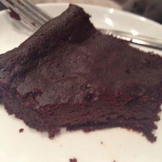 LCHF Brownie utan nötter