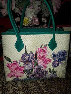 Handbag decoupage by Emirashop-Bdg,Bandung ,Indonesia