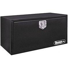 Buyers Steel Underbody Tool Box  http://www.handtoolskit.com/buyers-steel-underbody-tool-box/