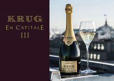 krug,krug en capitale,champagne,krug grande cuvée,krug 2003,krug 2000,krug rosé,gastronomie,art de vivre,france,paris,palace,hôtel de luxe...