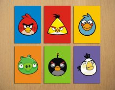 Disney Canvas Paintings, Disney Canvas Art, Kids Canvas Art, Bird Canvas, Simple Canvas Paintings, Small Canvas Art, Mini Tela, Playing Cards Art, Canvas Painting Tutorials