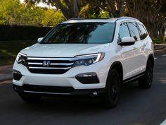 12 Best Family Cars: 2017 Honda Pilot