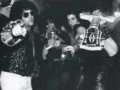 "NYC's favourite rock n roll reprobates, The Dictators in their 1970s pomp, featuring ""Handsome"" Dick Manitoba and Mark ""The Animal"" Mendoza who later went on to play with Twisted Sister    Described by Critic John Dougan as ""one of the finest and most influential proto-punk bands to walk the earth."" and one of Bruce Springsteen's favourite bands of the time"