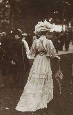 Hippodrome de Longchamp (vers 1900) - Paris (16e arr.)