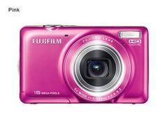 Cámara digital compacta Fujifilm Finepix JX420 rosita  $79.99