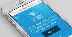#Unicef Tap Project : se passer de son téléphone pour offrir de l'eau saine aux enfants - http://www.geeksandcom.com/2014/03/03/unicef-tap-project-se-passer-de-son-telephone-pour-offrir-eau-saine-aux-enfants