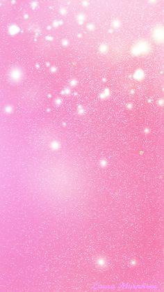 Glitter phone wallpaper pink