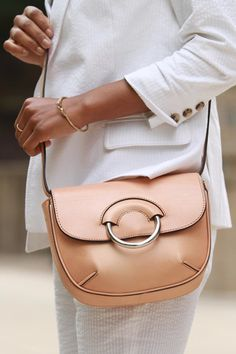 Our smooth buttery leather crossbody bag is the perfect go to bag to wear anywhere and everywhere | Banana Republic