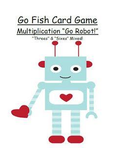 School stuff on pinterest 4th grade reading for Play go fish online