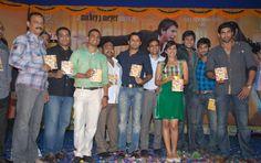 Routine Love Story Movie Audio Launch Function held at Hyaerabad. Actor Sandeep Kishan,  Actress Regina Cassandra,