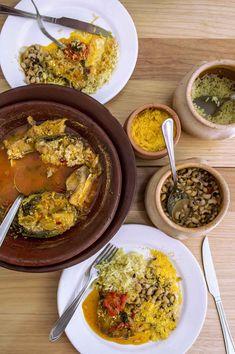 Moqueca at Cadê que chama? restaurant in Salvador, Brazil | heneedsfood.com