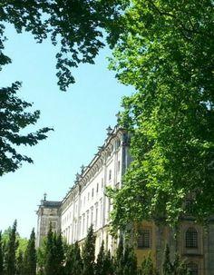 East facade - Royal Palace of Mafra
