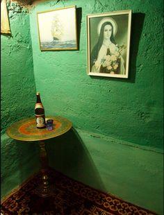 IN COMMON HQ's- Wine cellar