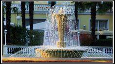 la fontana...Abano Terme by GIAMPIETRO ITALY...., via Flickr