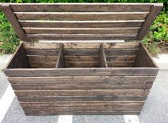 Laundry Hamper Basket Farmhouse Rustic Crate Three Compartments Finished Or Unfinished Lid Cover Laundry Hamper Wood Laundry Hamper Laundry Basket