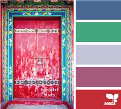 possible colors for KM's room re-do