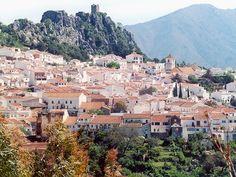 Gaucin, Spain Andalucia