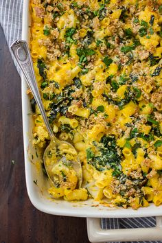 The Bojon Gourmet: Baked Pumpkin Mac and Cheese with Kale and Cauliflower Pumpkin Mac And Cheese, Baked Pumpkin, Pumpkin Recipes, Macaroni And Cheese, Mac Cheese, Fall Recipes, Healthy Eating Recipes, Real Food Recipes, Cooking Recipes
