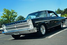 "francescolt: ""1965 Plymouth Sport Fury """