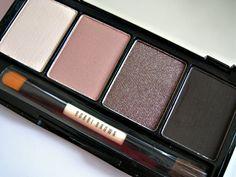 """Bobbi Brown """"Velvet Plum"""" eye palette."""