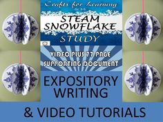 Find out how to use this video tutorial as a resource for expository writing!