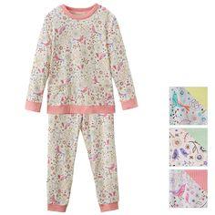 Bird and Floral print Pajama
