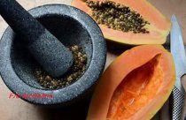 Nunca más vuelvas a tirar las semillas de lechosa (papaya), puedes usarlas contra estas peligrosas enfermedades!
