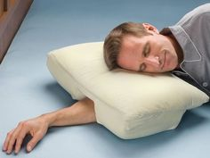 A Pillow For Arm Sleepers, $99.95