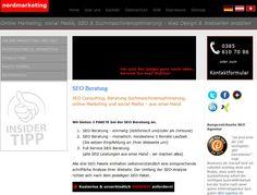 #SEO #Beratung SEO Consulting, Beratung Suchmaschinenoptimierung, online Marketing und social Media – aus einer Hand - http://www.nordmarketing.eu/seo-beratung.html
