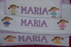 Set asilo Maria con bimbe