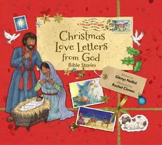 Christmas Love Letters From God - such a cute children's book! #review #ad #FlyBy #giveaway