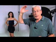 Iluminacion de estudio Tony de Ros - YouTube