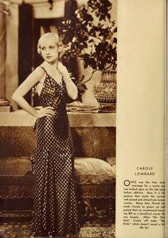 Carole Lombard, Silver Screen (Nov 1931-Oct 1932)