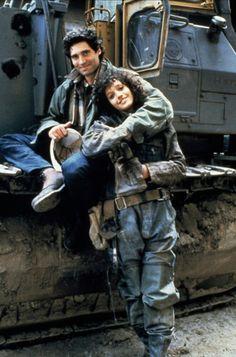 "Still of Jennifer Beals and Michael Nouri in ""Flashdance"" (1983)"