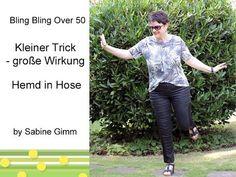 Kleiner Trick, große Wirkung - Hemd in Hose