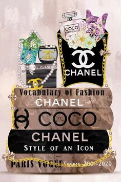 Pink Fashion, Icon Fashion, Chanel Fashion, Chanel Wallpapers, Badass Aesthetic, Fashion Wall Art, Stack Of Books, Black And White Abstract, Fashion Books