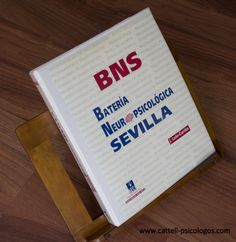 Bateria Neuropsicológica Sevilla. Autor: J. León-Carrión. Archivador