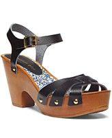 Madden Girl Cindiee Platform Wedge Sandals