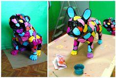 Work!work!paint!paint! -. at job :))